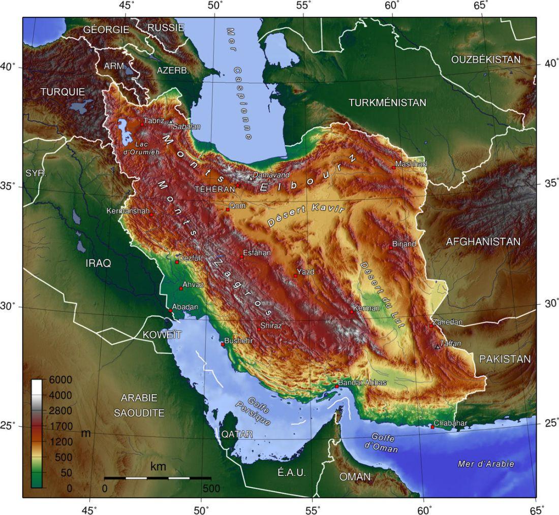 1200px-Iran_topo-fr Montes Zagros