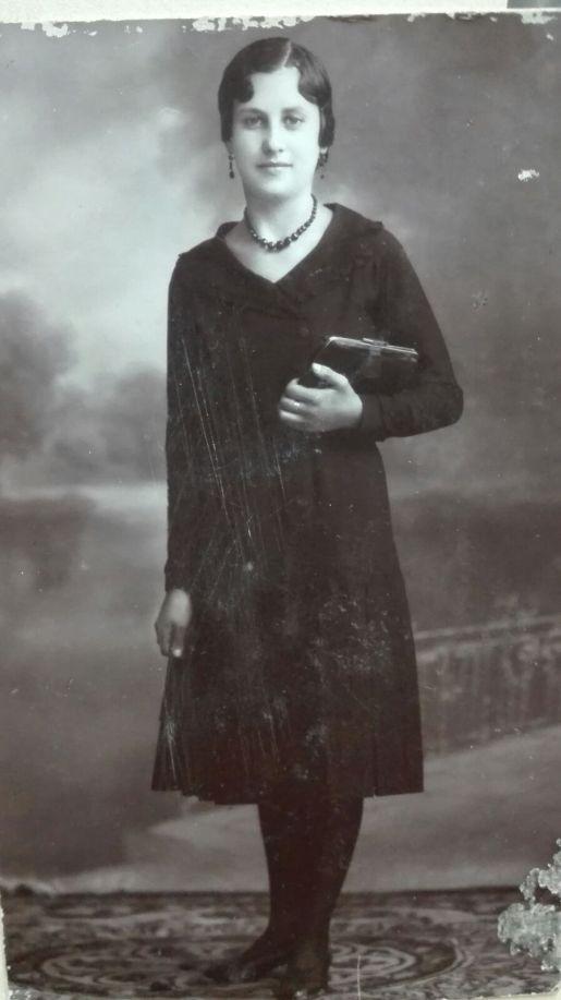 Mi abuela Sagrada